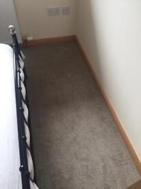 Brand new carpet beige
