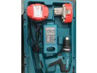 Marita 18V battery drill