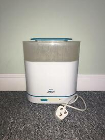 Avent 3 in 1 electric steriliser