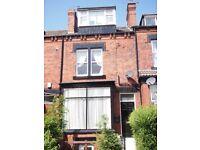 Sunny & Spacious 4 bed house, Bentley Lane, Meanwood, Leeds, LS6