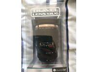 Travel lens mug !