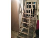 1970's ladders shabby chick