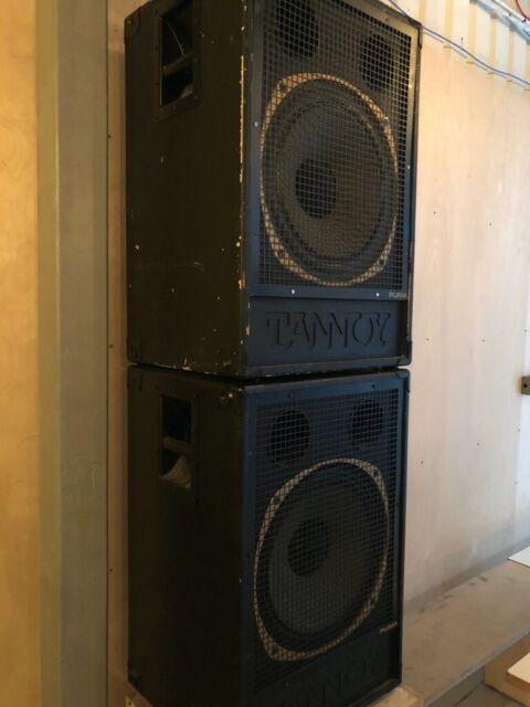 Retrato Estresante Parcialmente  Tannoy Puma Speakers x 4 | in Hackney, London | Gumtree