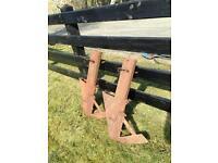 Ferguson drill plough