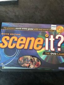Movie edition Scene it game