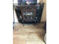 Glass cabinet for sale
