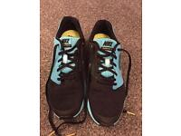 Ladies Nike Zoomfly 2 running shoes size 8 - virtually brand new