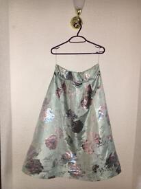 Coast full skirt size 12