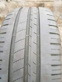 Good Year Tyre Part Worn 4mm size 195 45 R 16 84v