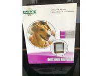 Pet safe stay well pet door