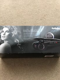 BaByliss secret hair curler £20