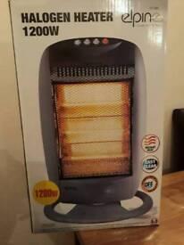 Halogen Heater 1200w
