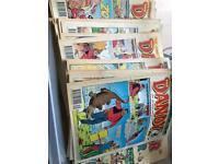 Dandy comics (hundreds)