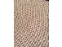 carpets used 10ft x 12ft and 10ftx7