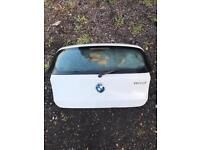 Bmw 1 series boot lid / tailgate