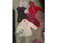 Girl cloths 2-3years