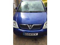 Vauxhall Meriva Energy 1.6 Automatic car for sale