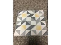 18 Original Style Tiles