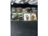 Xbox 360 game bundle