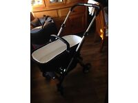 silver cross pram (used for 2months) condition excellent