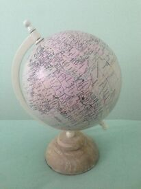 Unusual World Globe