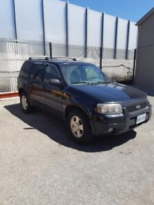 2001 Ford Escape - AS IS