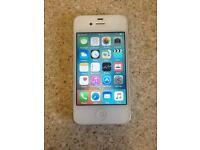 iPhone 4s 16gb -Slight Fault