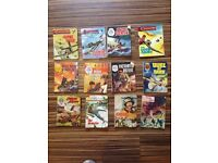 48 Old comics for sale £7 each