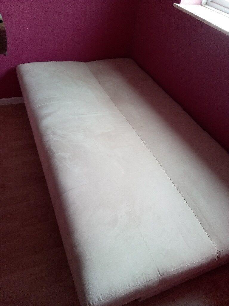 Argos Cream Sofa Bed In Exeter Devon Gumtree