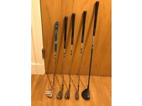 "US Kids Golf Ultralight 48"" Tall WT-20 Golf Clubs and Bag"