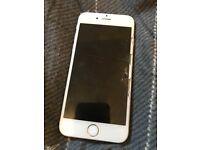 iPhone 6 - Cracked Screen