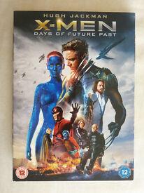 X-MEN DAYS OF FUTURE PAST DVD