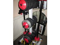 Weight Rack and Weights Bundle