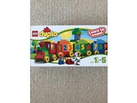 "Lego Duplo ""Learn to Count"" - unopened"