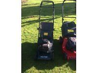 Hayter hawk self propelled petrol lawnmower