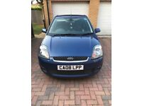 Ford Fiesta 1.4tdci, great condition, £30 tax, 60mpg, cambelt changed January 2008!