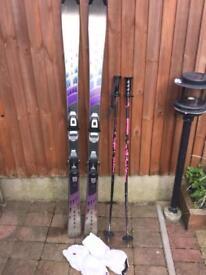 Volant ski's