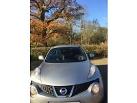 2013 Nissan Juke 1.6 Acenta 5dr CVT (premium pack) in silver