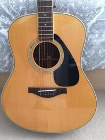 REDUCED Handmade Yamaha Rosewood and Engleman Spruce