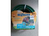 Brand new 30m anti-kink hozelock garden hose