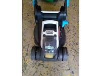 Macalister 36v lawnmower no battery
