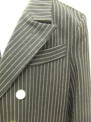 1920s Gangster pinstripe suit Bugsy age 5 - 6 116 cm Theatrical Hire Quality 1 (1920s Costume Hire)
