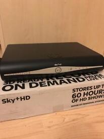 Sky Plus HD Box & Remote, 500gb, perfect condition