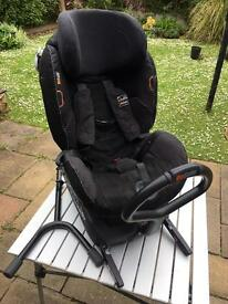 iZi Combi X3 IsoFix rear facing car seat (£299 new) Group 1 for 6 months to 4 yrs (or 18kg).