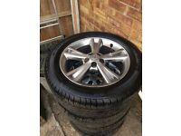 I seel wheels lexus RX 300,350 18 inch alloys