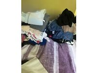 Two large bags of clothes size 12