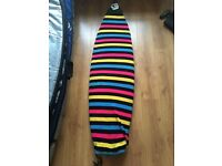 Excellent Ladies DHD Surfboard For Sale!