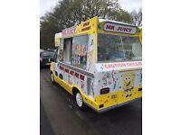 Ice cream van cummings built