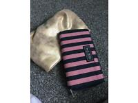 Jack wills travel purse and bare minerals make up bag used but very good condition