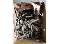 **£15** JOB LOT (approx 100 units) of Ladies and kids leather belts
